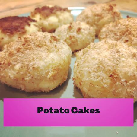 How to make potato cakes