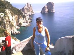 Ile de Capri-Napoli-Italie