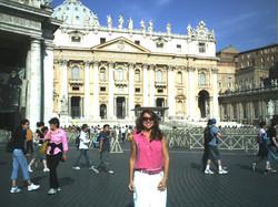 Rome-Italie-Vatican -Basilique de St-Pierre