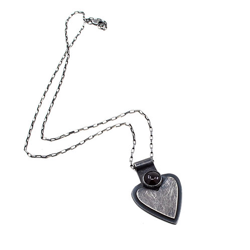 Small Cordiform Necklace