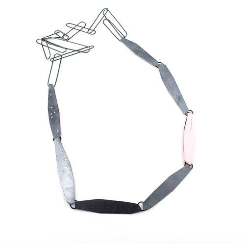 Linked Segment Necklace