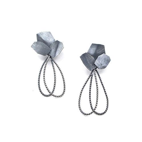 Trefoil Bloom Earrings