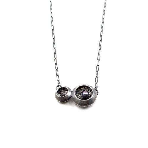 Horizon Double Nest Necklace