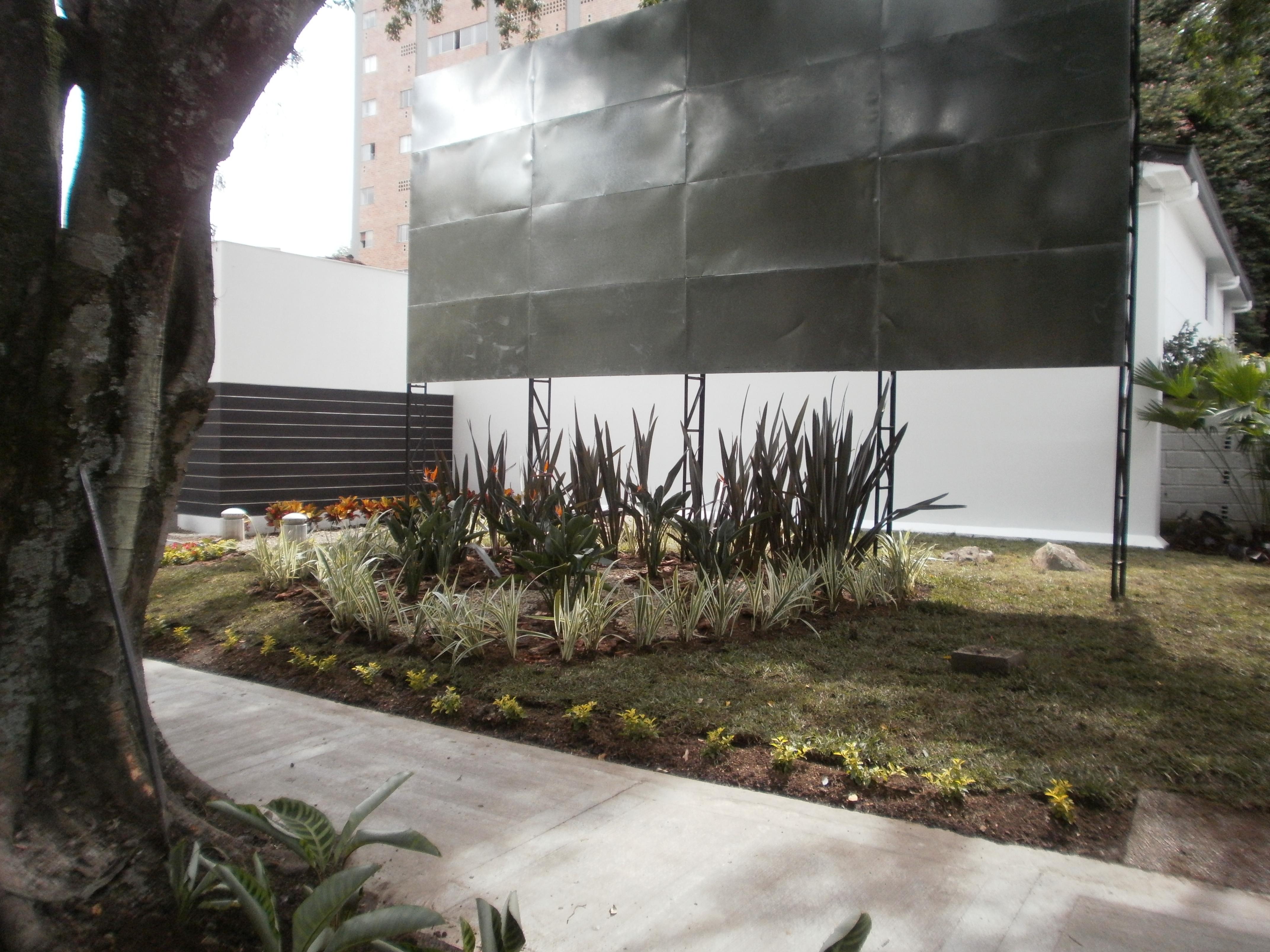 Diseño de jardines.