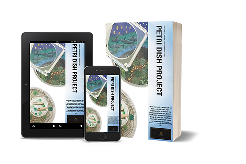 Petri Dish Project eBook pre-order