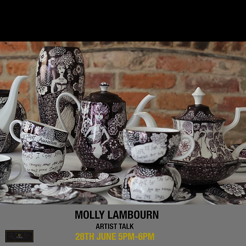 Molly Lambourn Artist Talk