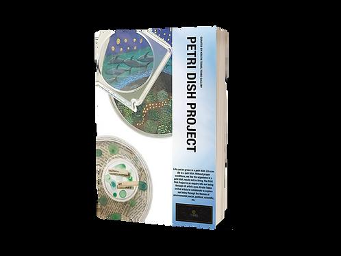 Petri dish Project Softcover Book pre-order