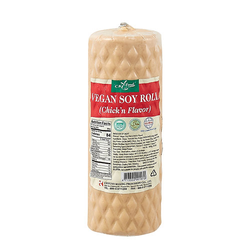 Soy Roll (Chick'n Flavor) 1KG