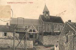 Eglise Montreuil