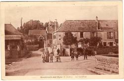 Place du village