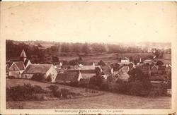 Vue du village 1937