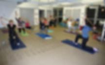 Cours de gymnastique Montreuil 26 1 2016