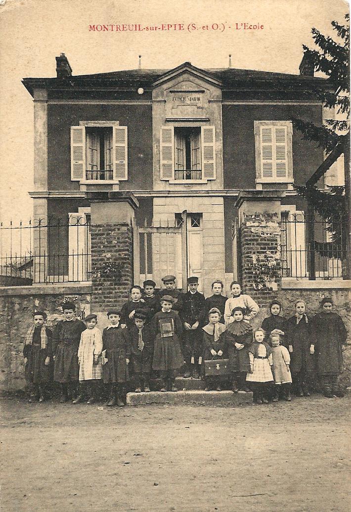 Ecole de Montreuil