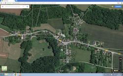 vue satellite Copierres clic...