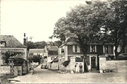 Montreuil - centre du bourg