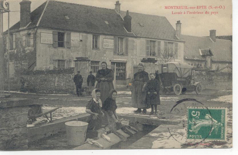 La place de Montreuil