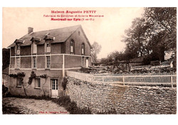 Fabrique Augustin Petit en 1909