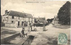 Place de Montreuil en 1906