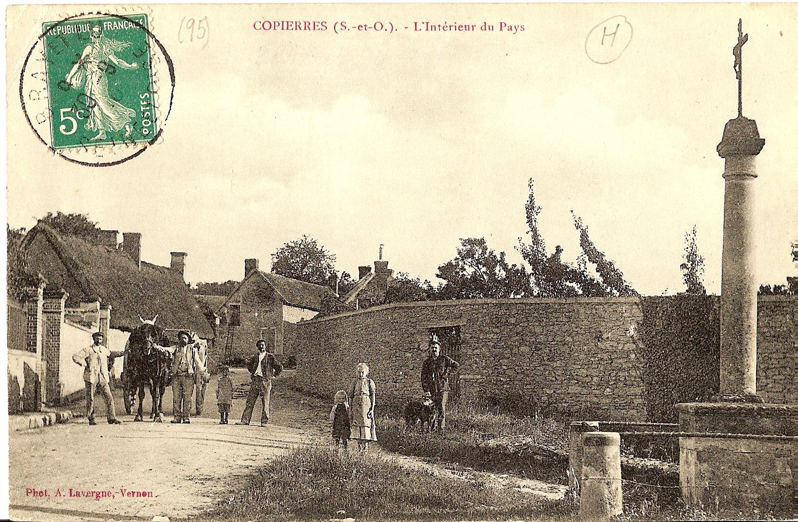Place de Copierres