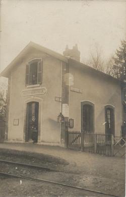 Gare de Montreuil en 1912