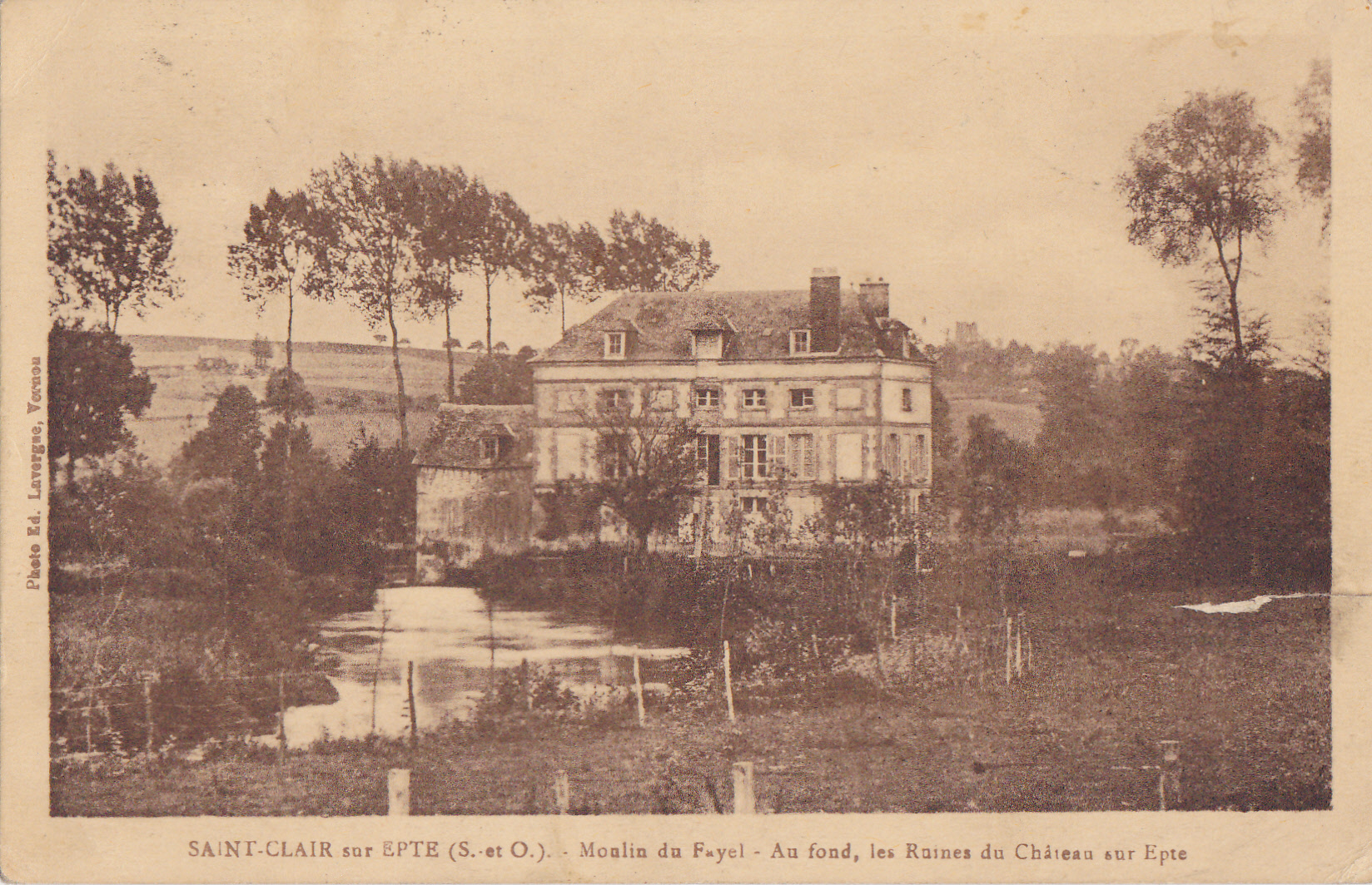 Moulin du Fayel