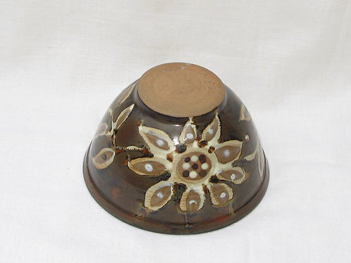 Floral Delight Soup Bowl