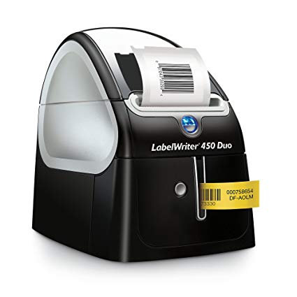 DYMO LW 450 DUO PC Bağlantılı Etiket Makinesi