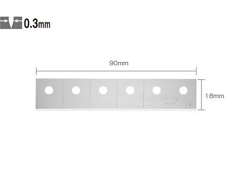 OLFA CTB-30 Maket Bıçağı Yedeği