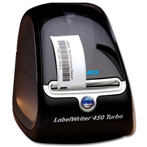 DYMO LW 450 Turbo PC Bağlantılı Etiket Makinesi