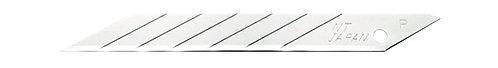 NT CUTTER BAD-21P 30 Derece Dar Maket Bıçağı Yedeği 10'lu Tüp