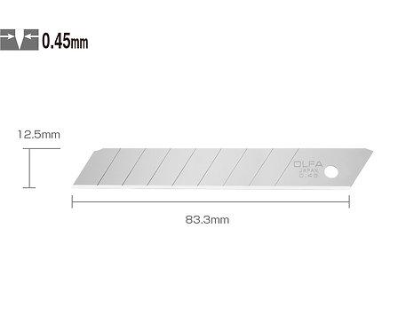 OLFA MTB-10 Orta Boy Maket Bıçağı Yedeği