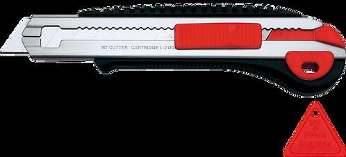 NT CUTTER L-700RP Yedek Hazneli Maket Bıçağı
