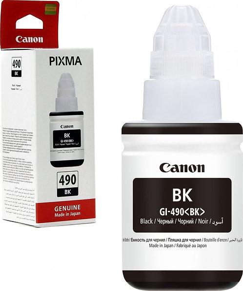 Canon GI-490 BK Siyah Mürekkep Kartuş
