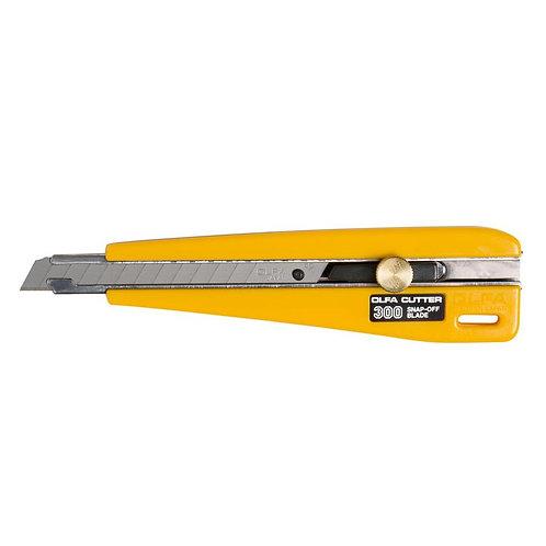 OLFA 300 Dar Maket Bıçağı Vidalı