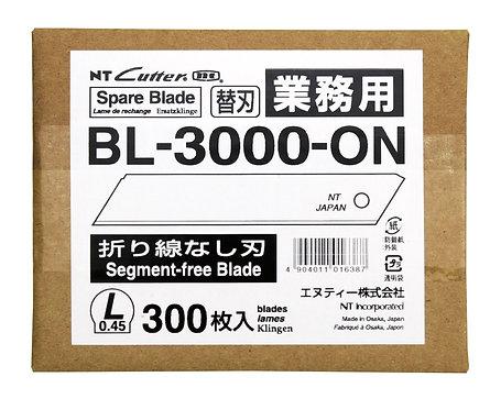 NT CUTTER BL-3000 ON Kırımsız Maket Bıçağı Yedeği 300'lü Paket
