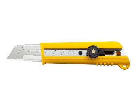 OLFA NH-1 Asite Dayanıklı Ağır Sanayi Tipi Maket Bıçağı
