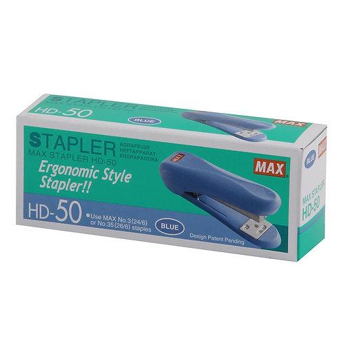 MAX HD-50 Zımba Makinesi 24/6