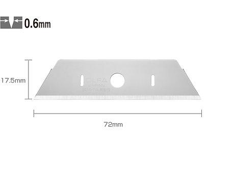OLFA SKB-2S/10B Emniyetli Maket Bıçağı Yedeği