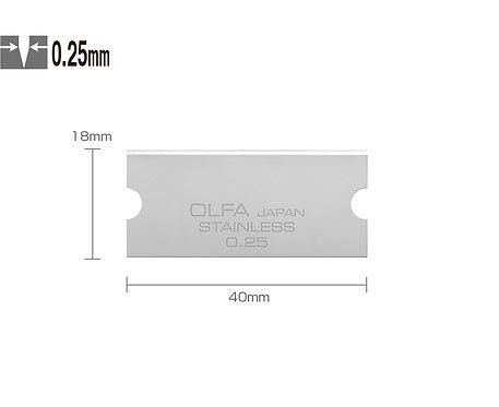 OLFA GSB-2S Kazıma Bıçağı Yedeği