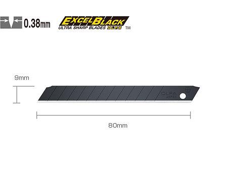 OLFA ABB-50 Dar Maket Bıçağı Yedeği Siyah