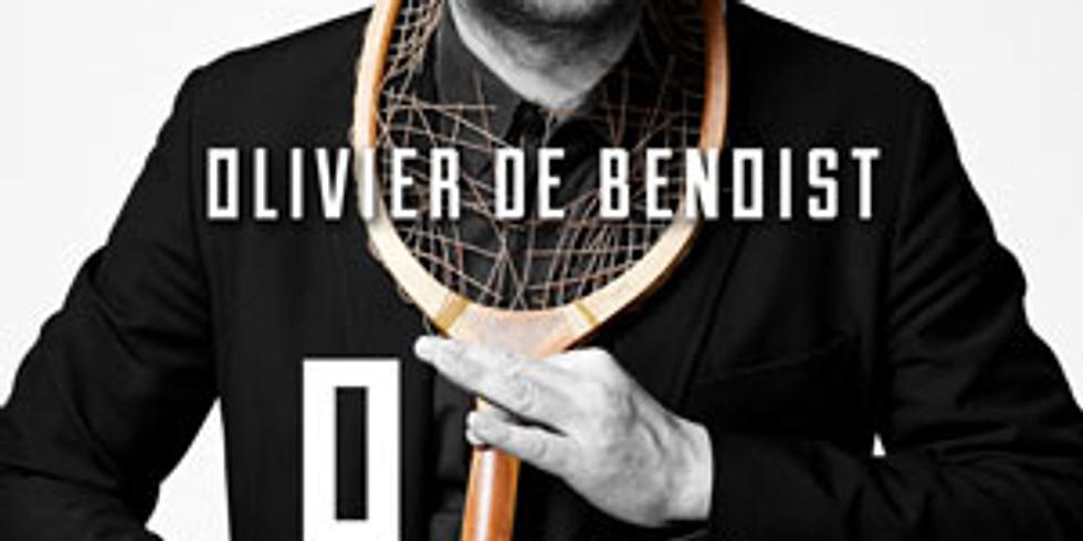 """OLIVIER DE BENOIST """"0/40"""