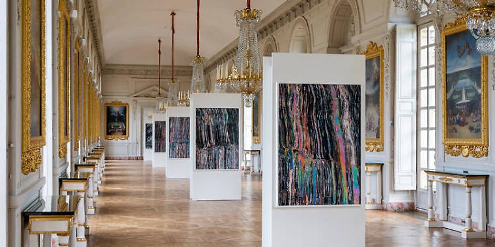 Visible/Invisible   Château de Versailles