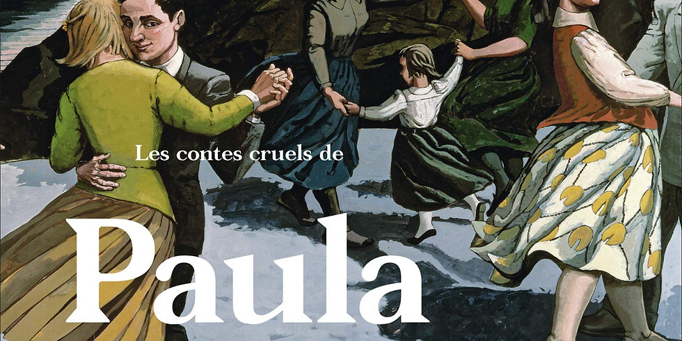 Les comptes cruels de Paula  Rego