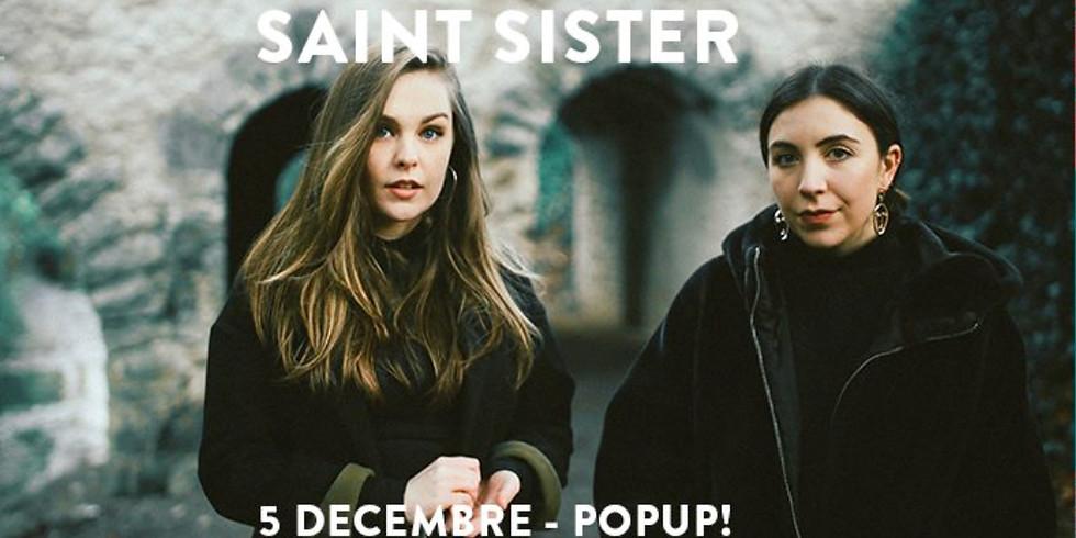 Saint Sister+Ciaran  Lavery