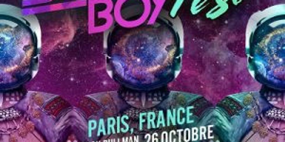 Wizkid Présente Le Star Boy Fest