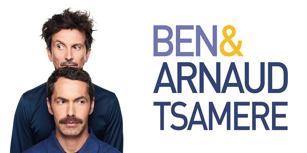 Ben et Arnaud tsa mere