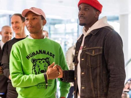 Rencontre avec Pharrell Williams à StationF🔥🔥