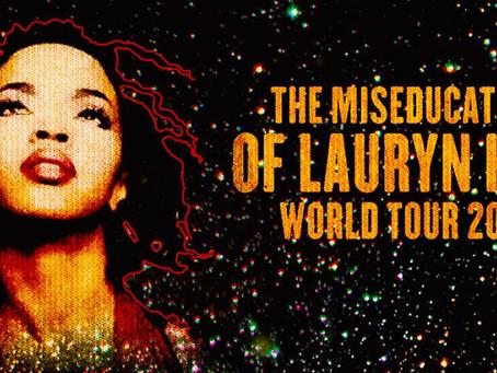 On a adoré le 2e concert de Lauryn Hill à Paris!!