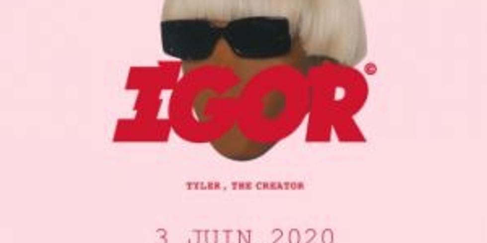 Tyler The Creator en Concert à Paris  Billets Pas Chers