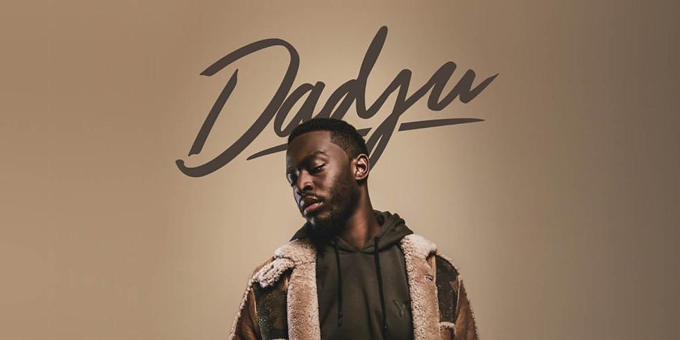 Dadju (Solidays)